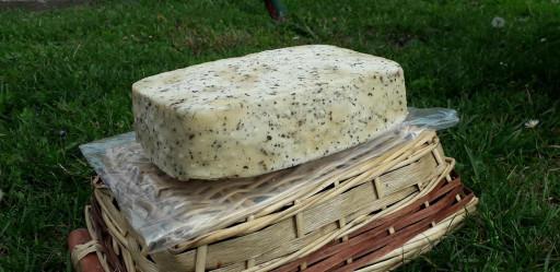 Polutvrdi kozji sir sa bosiljkom - Mediteran